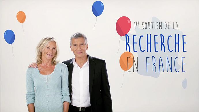 La Ligue contre le cancer 1er soutien de la recherche en France