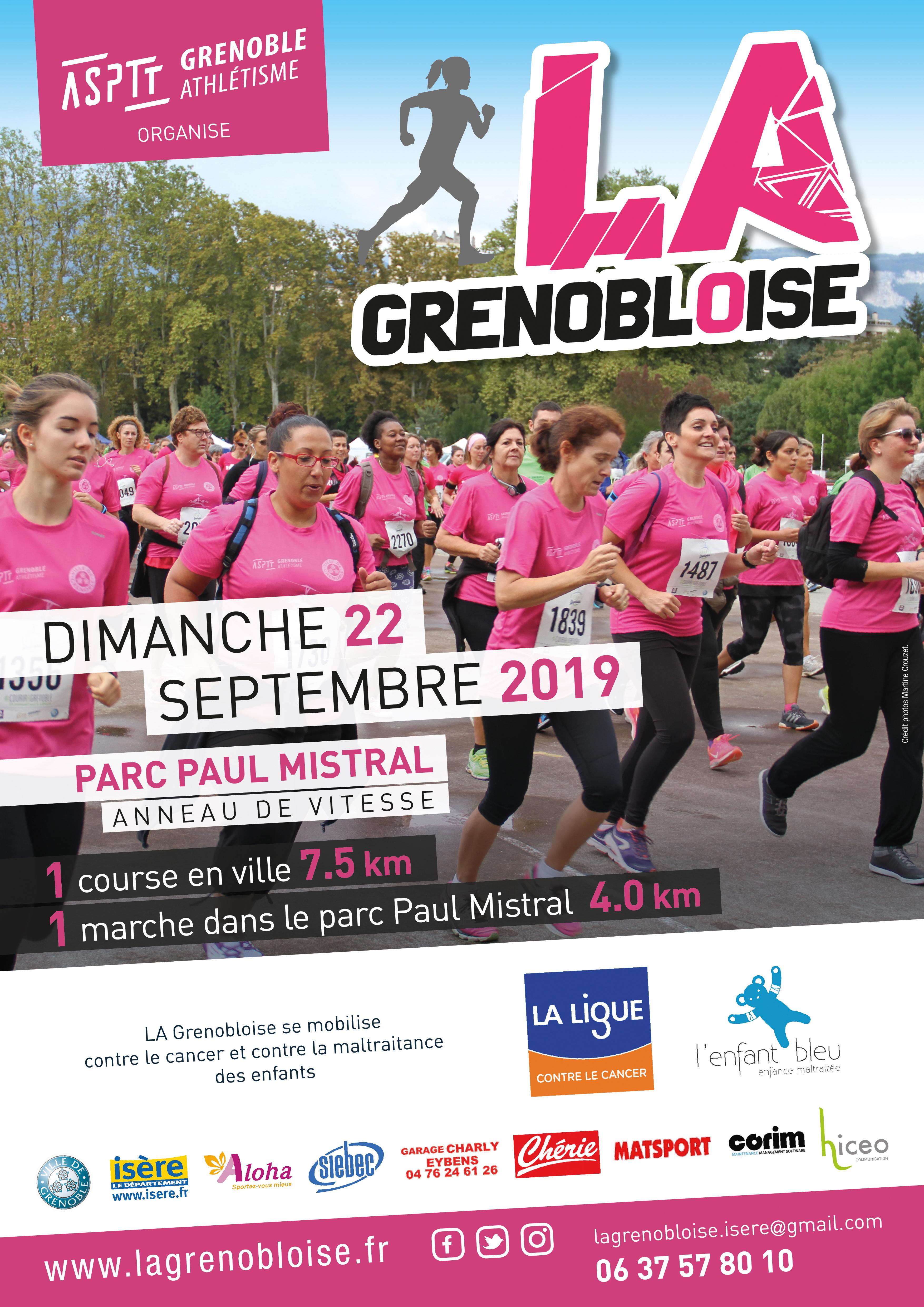 La Grenobloise 2019