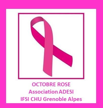 ADESI et Octobre rose 2018
