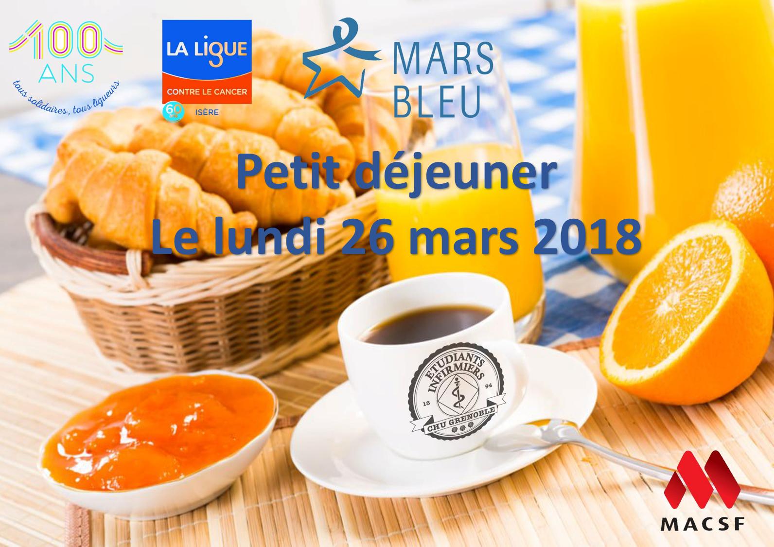 Mars Bleu 2018 ADESI