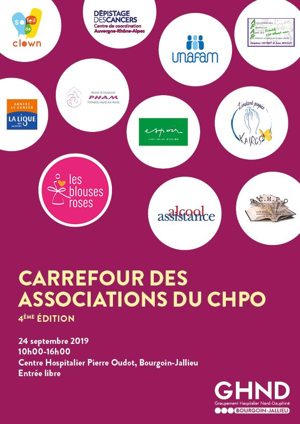 Forum Associations CHPO Bourgoin-Jallieu 2019