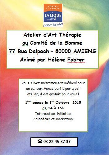 artthérapie Amiens