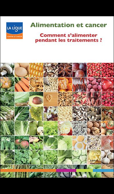 Alimentation et cancer, comment s'alimenter pendant les traitements ?