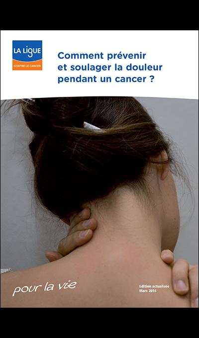 Comment prévenir et soulager la douleur pendant un cancer ?