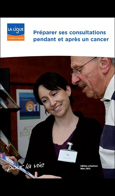 Préparer ses consultations pendant et après un cancer