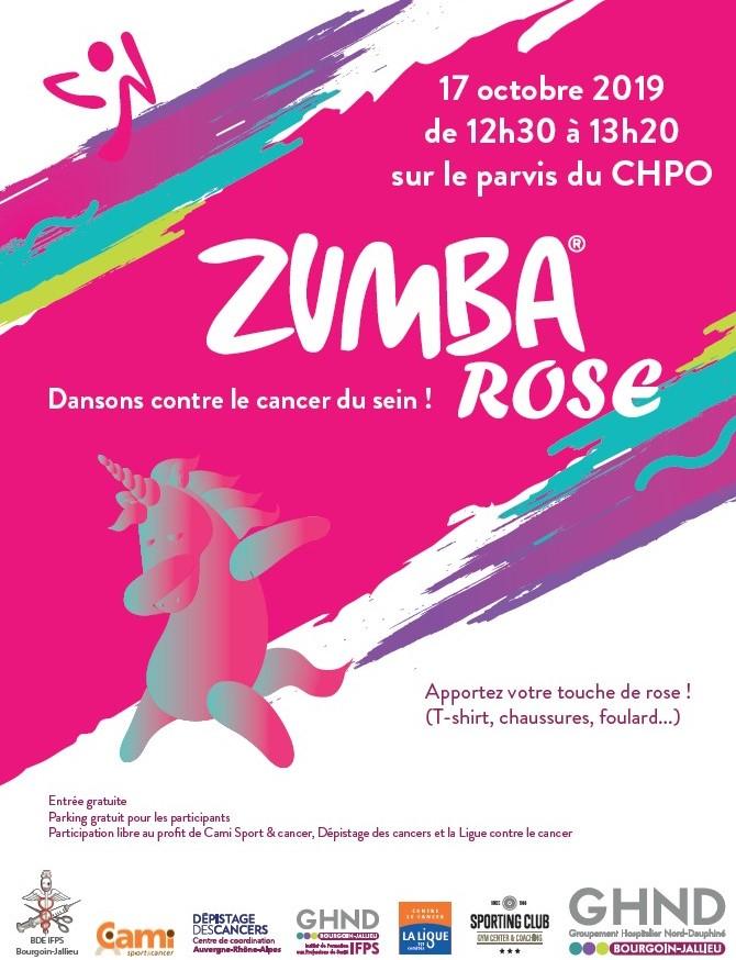 Zumba Rose CHPO