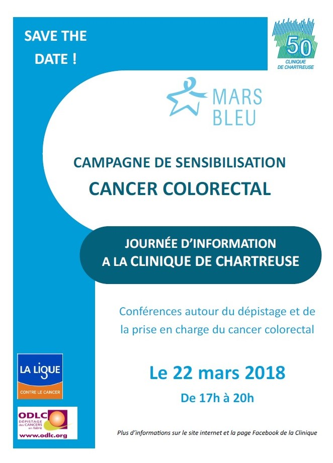 Mars Bleu 22 mars 2018