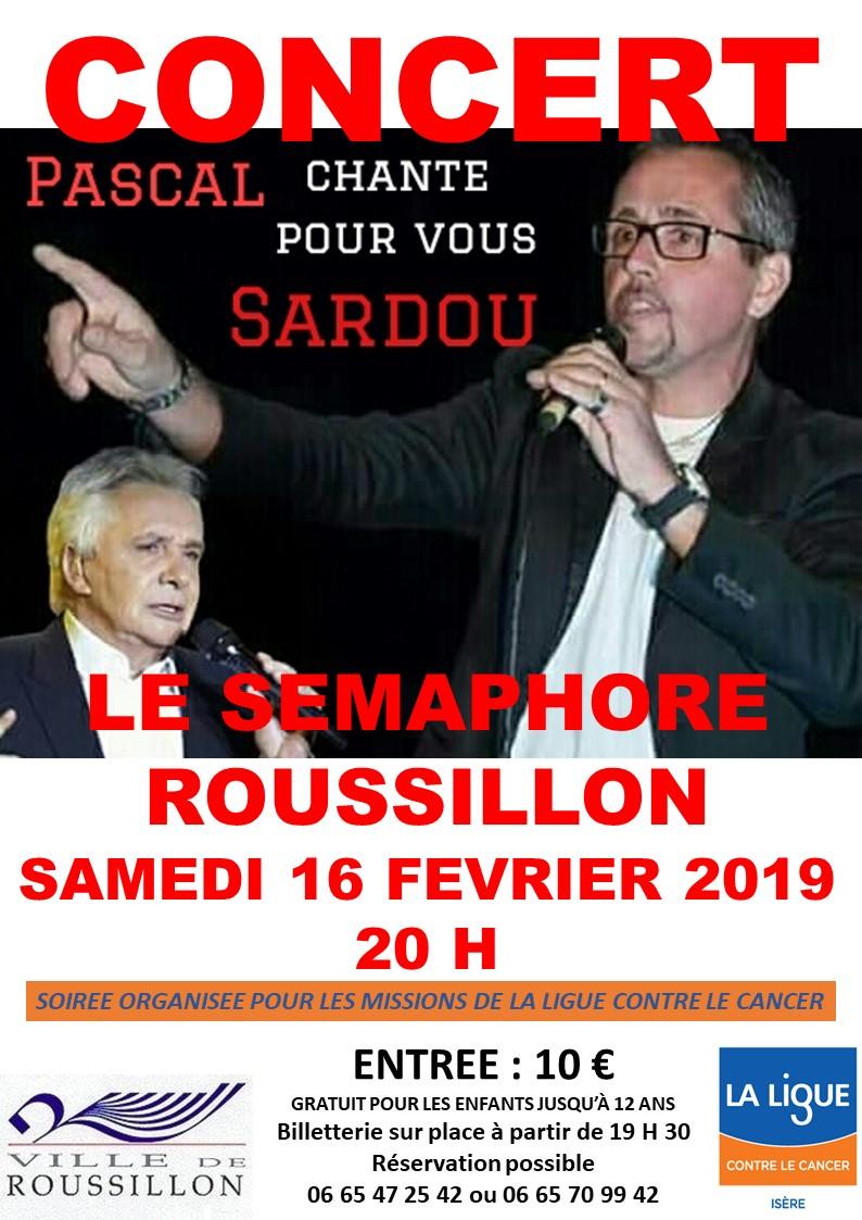 concert Roussillon 16 février 2019