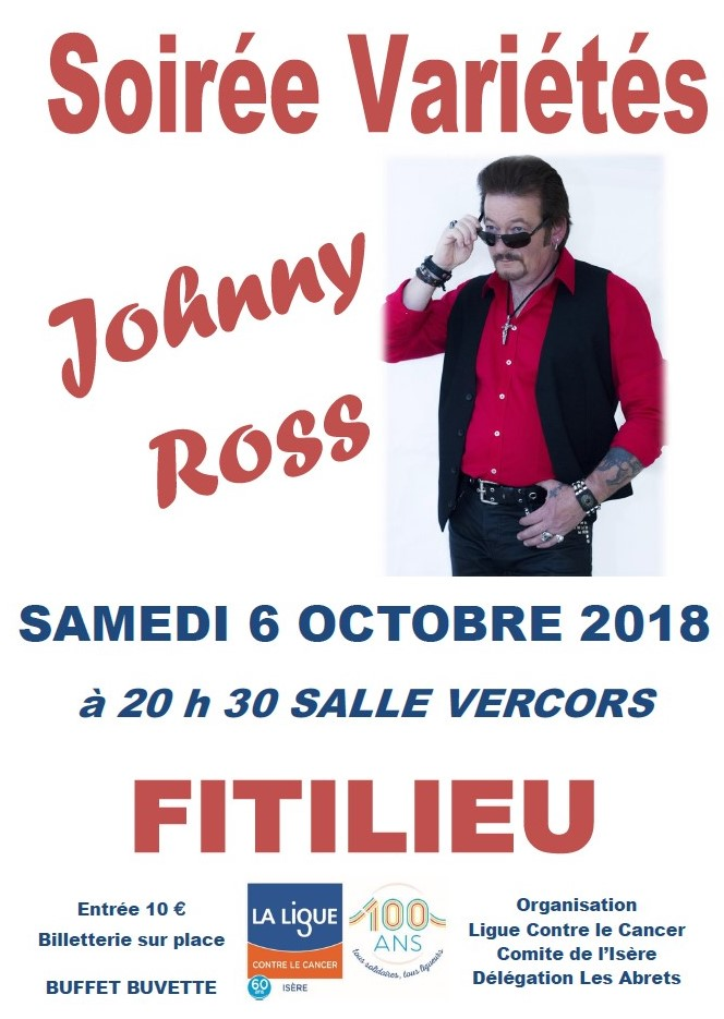 Johnny Ross à Fitilieu 6 Oct 2018