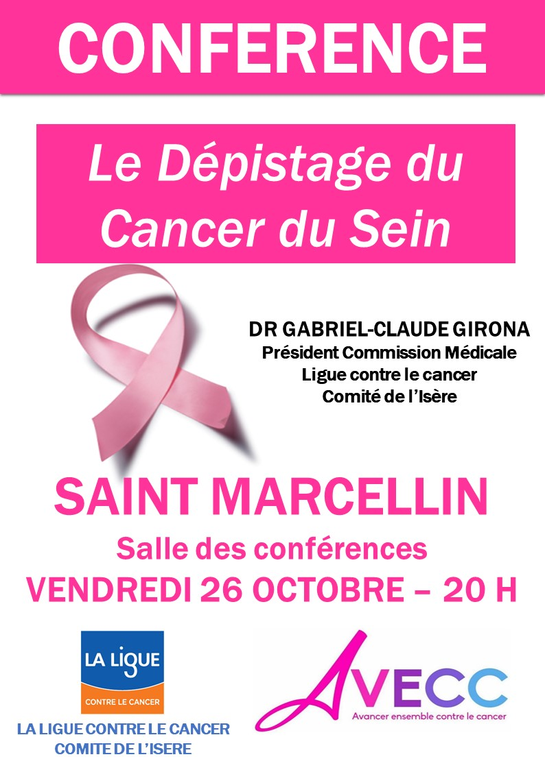 Conférence St Marcellin