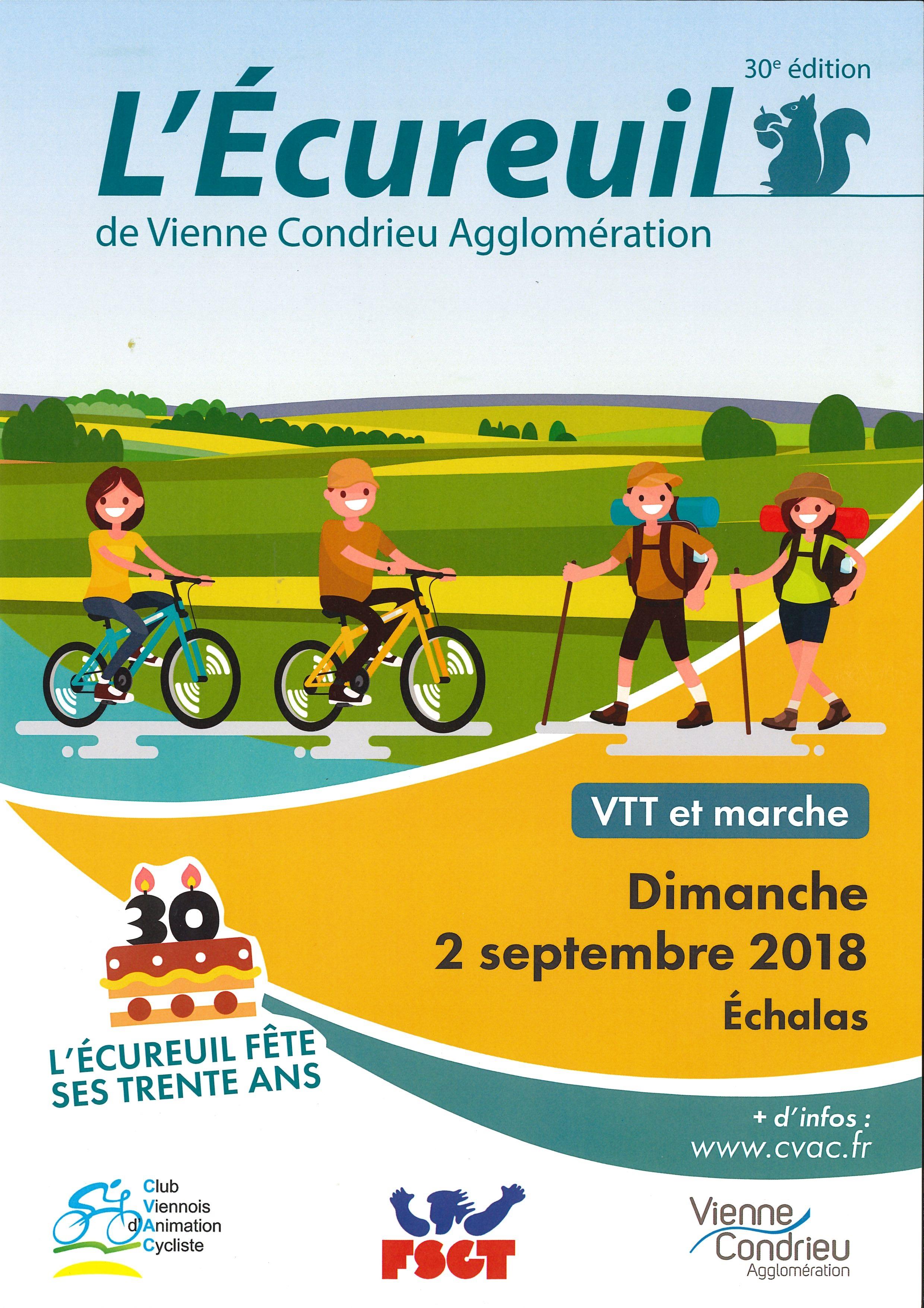 Ecureuil Dimanche 2 septembre 2018