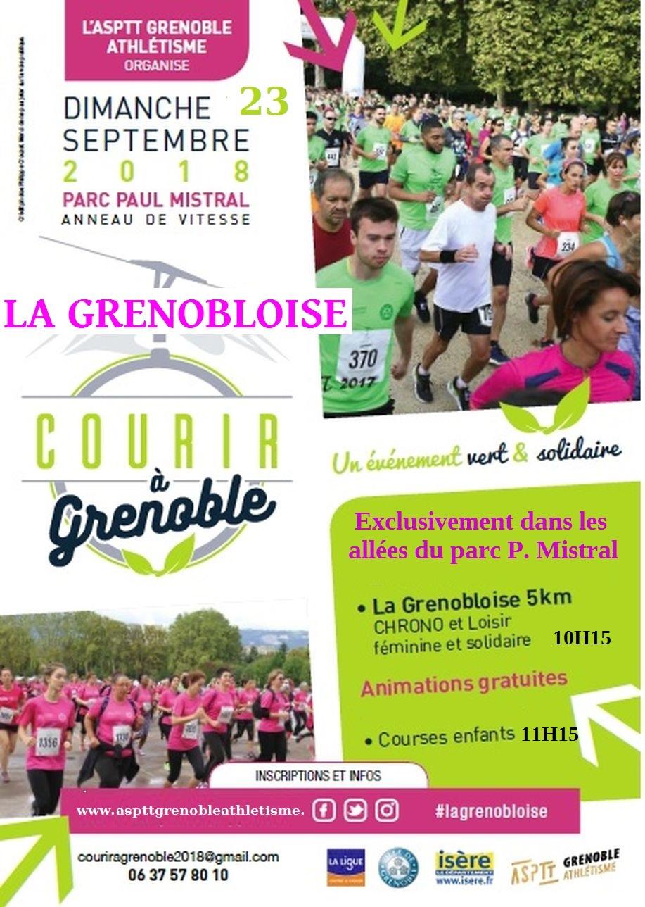 La Grenobloise 2018