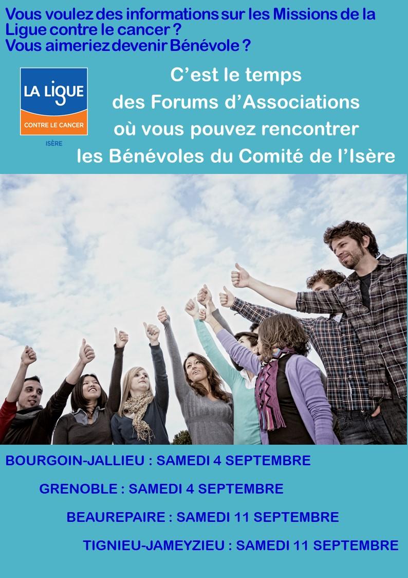 Forum Associations 11 septembre 2021
