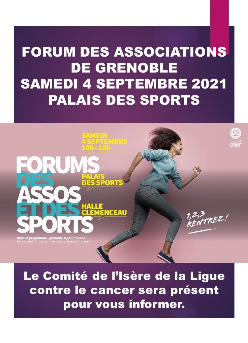 Forum Asso Grenoble 2021