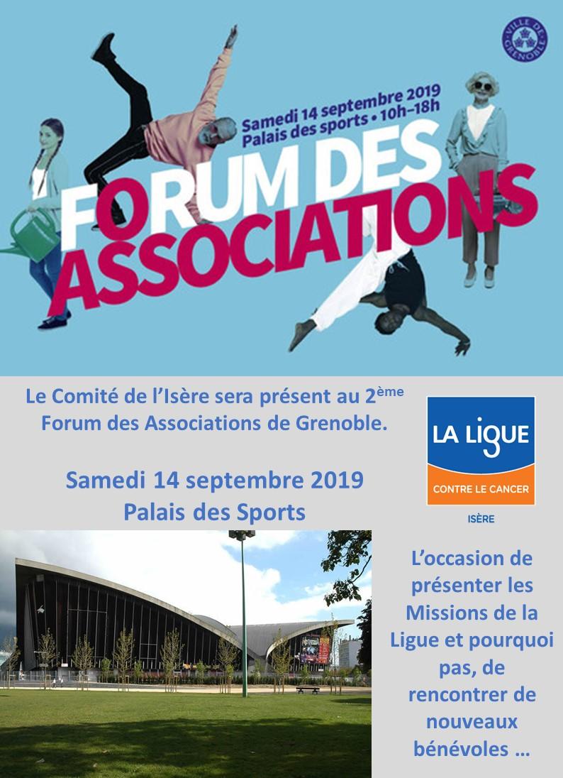 Forum des Associations Grenoble