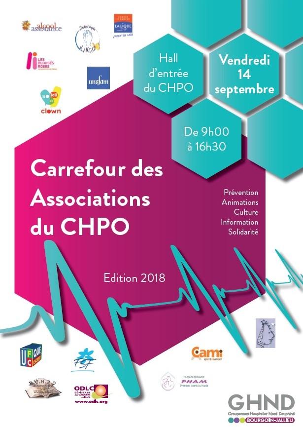 Forum des Associations CHPO 14 septembre 2018