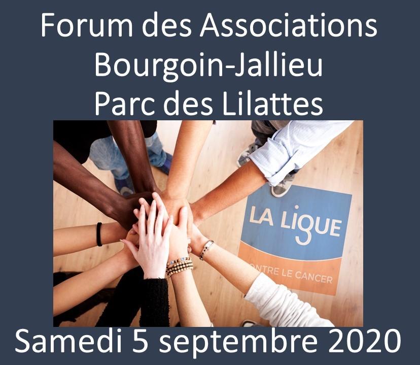 Forum des Associations Bourgoin Jallieu