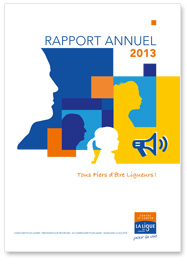 Rapport annuel 2013 de la Ligue contre le cancer