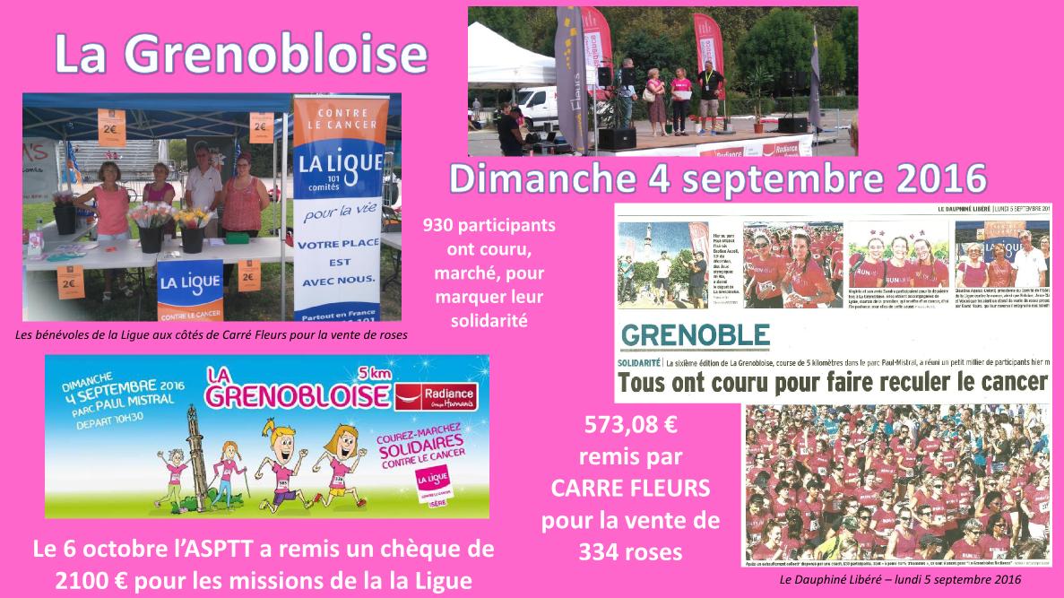 La Grenobloise Radiance Sixième Edition