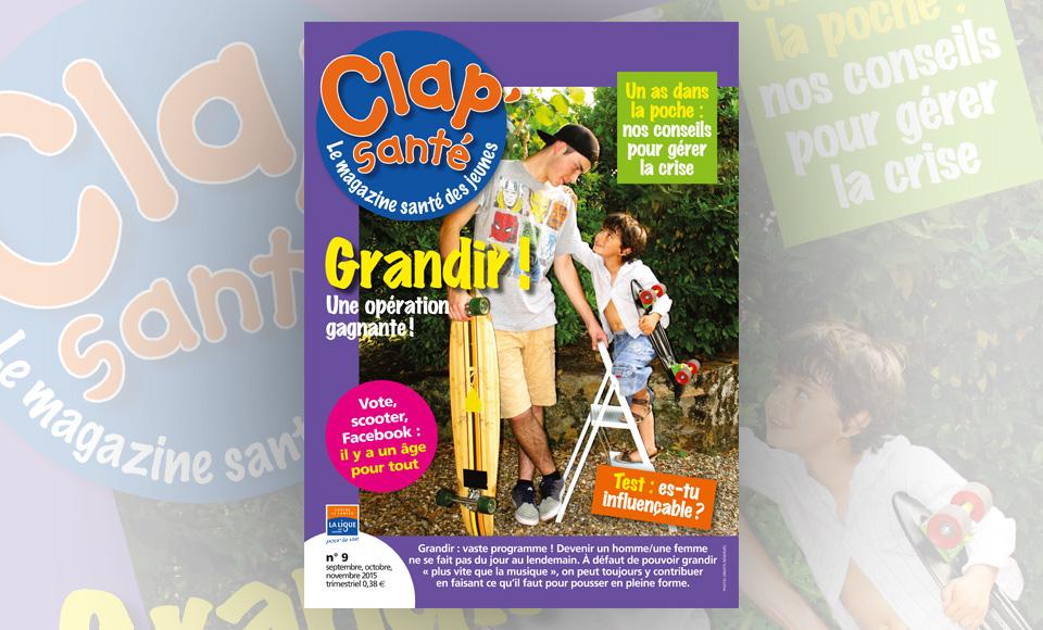 Magazine Clap'santé n°9