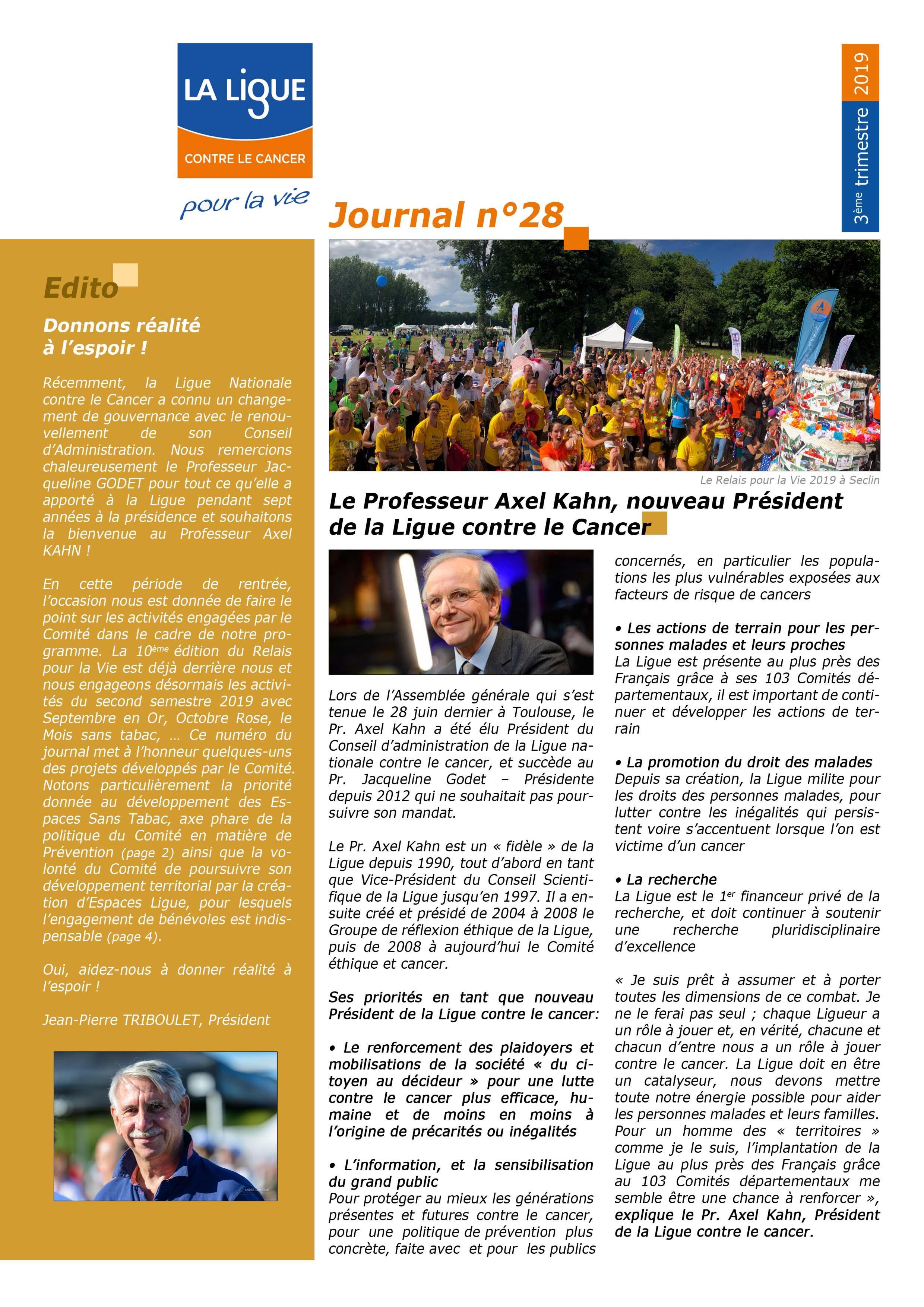 Visuel Journal 28