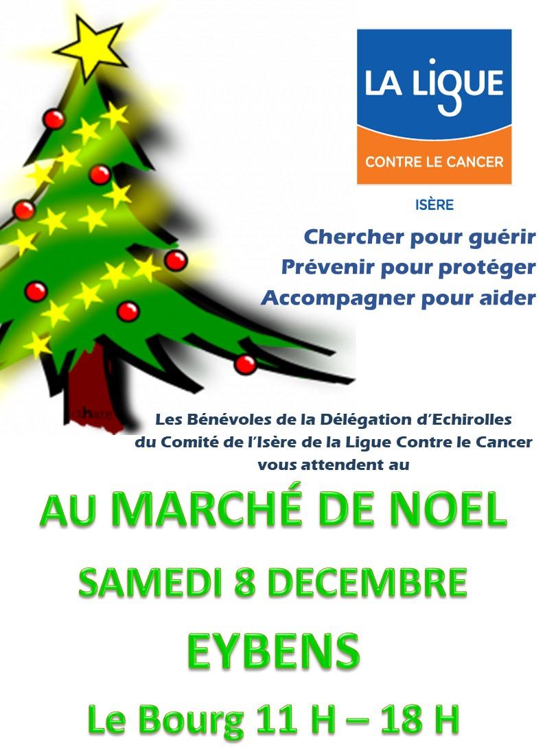 Marché de Noël 2018 à Eybens