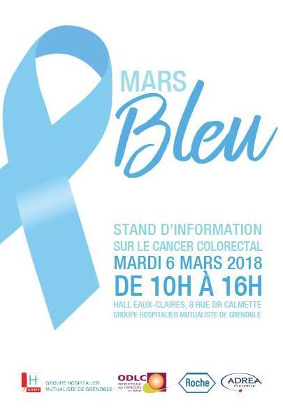 mars bleu GHM