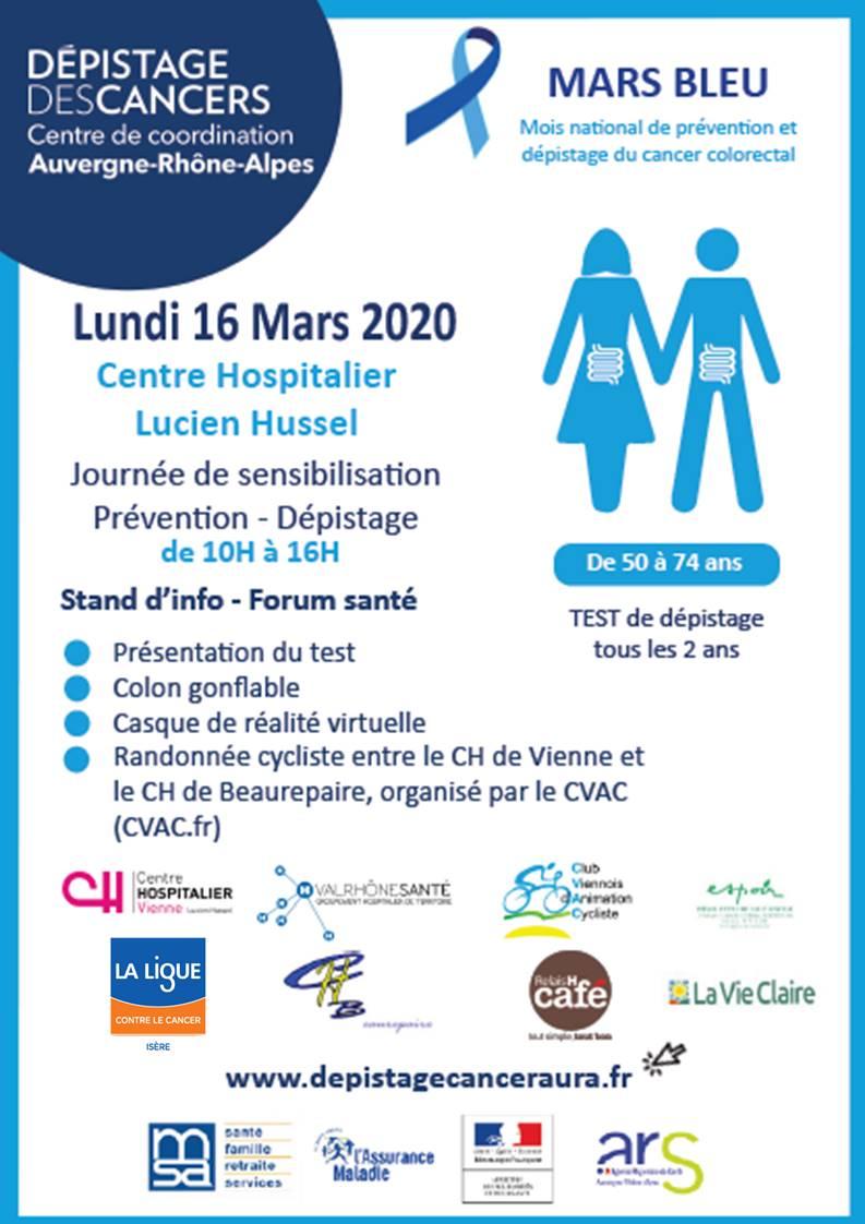 Mars Bleu 2020 Vienne