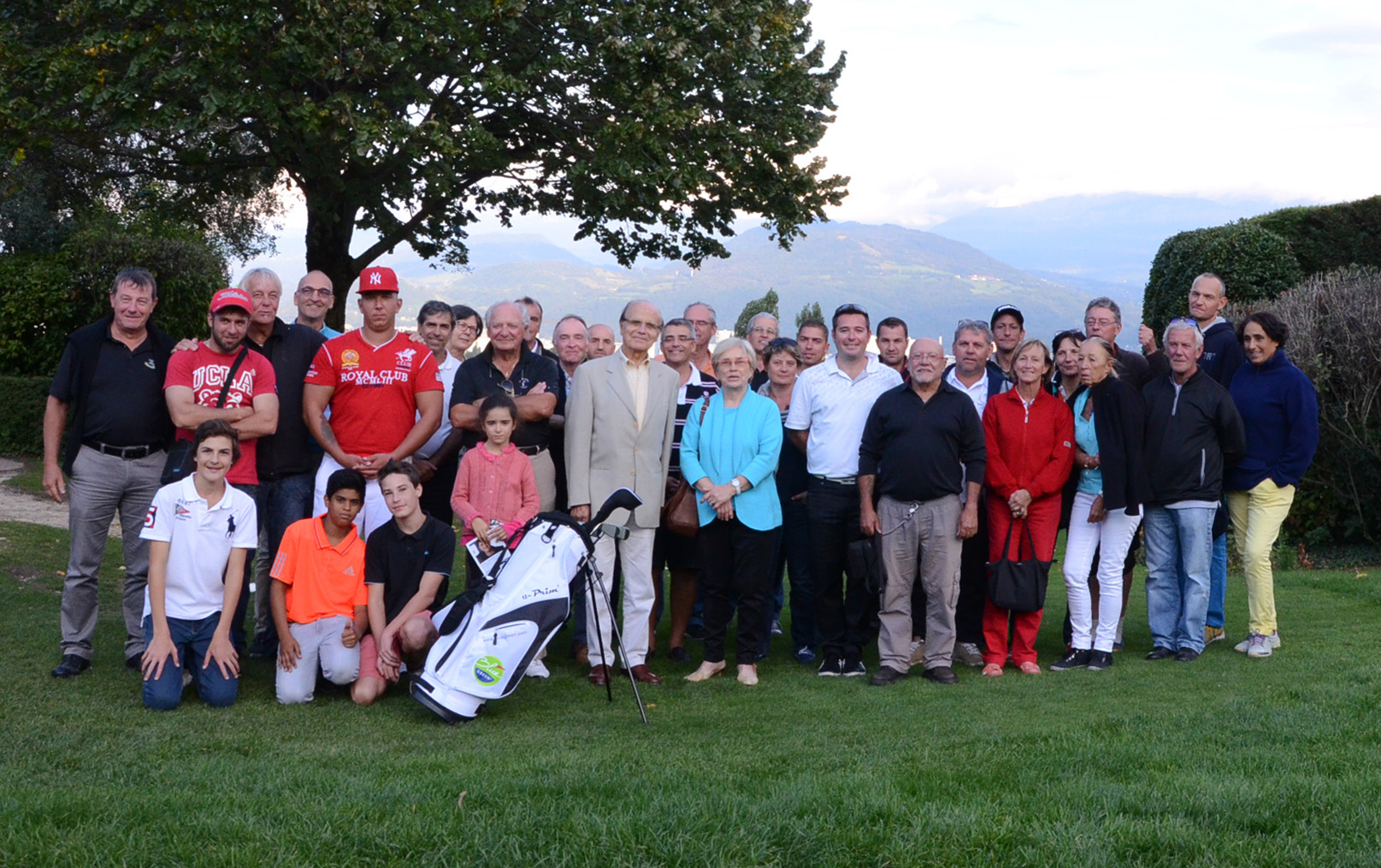 Coupe de l' Espoir Ligue Contre le Cancer Golf de Seyssin
