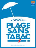 label plage sans tabac