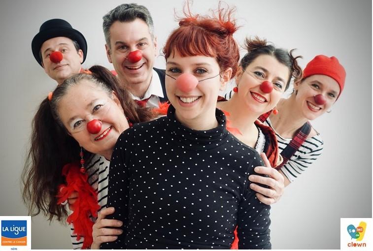 La Ligue contre le cancer Isère soutient Soleil de Clown