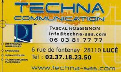 TECHNA Communication