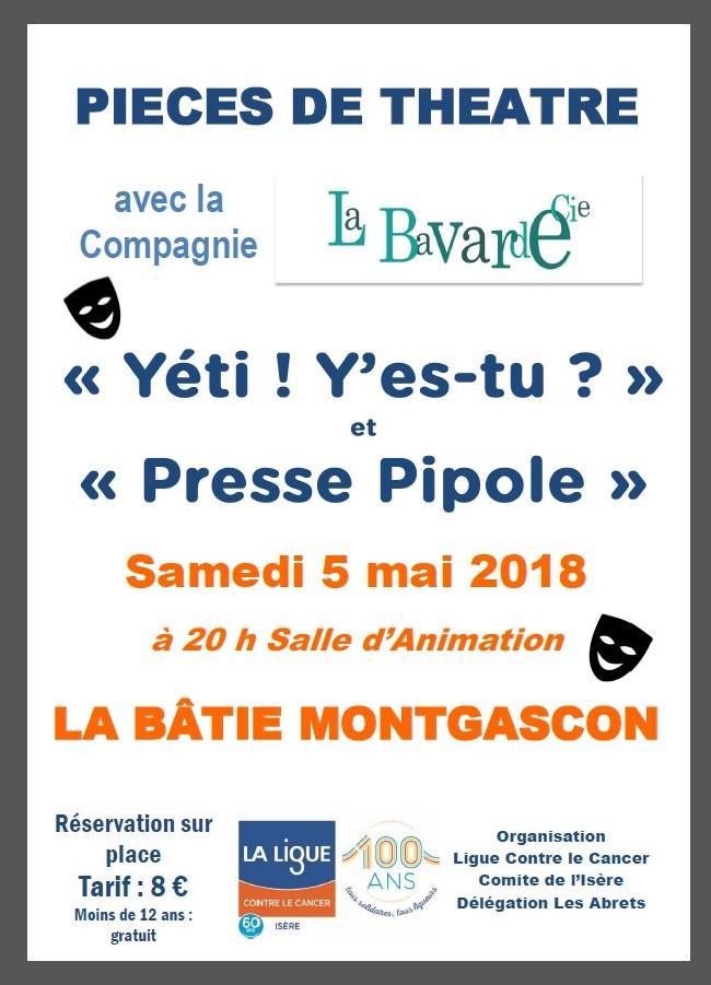 Théâtre La Bâtie Montgascon